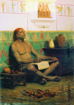 The Pharaoh's Scribe 1901