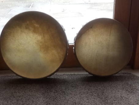 Drums looking for homes!