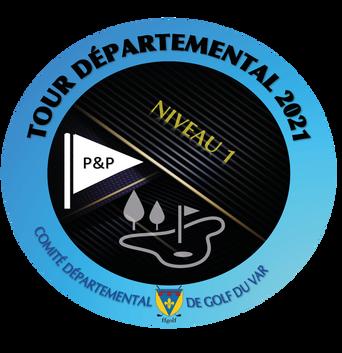 TOUR DÉPARTEMENTAL NIVEAU 1