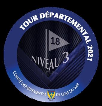 TOUR DÉPARTEMENTAL NIVEAU 3