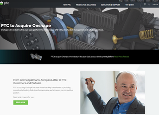 PTC acquires OnShape!