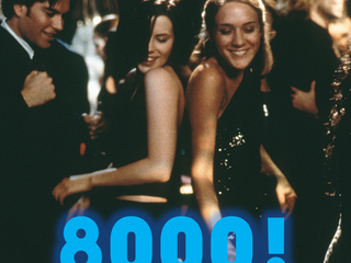 8000 Subscribers!