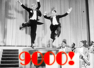 9000 Subscribers!