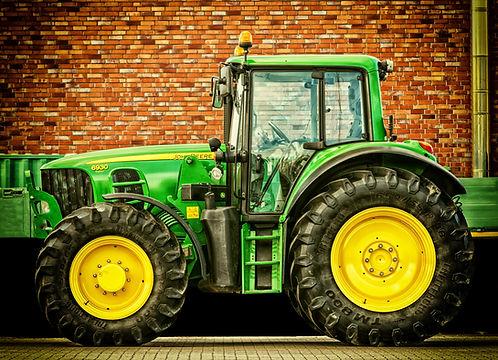 John Deere Tractor First PTC Customer