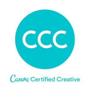 I am a Canva Certified Creator