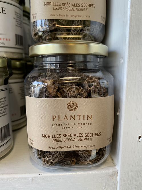 Dried Special Morels