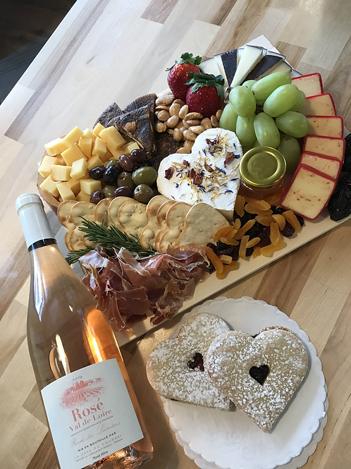 Valentine's Day Sweetheart Package
