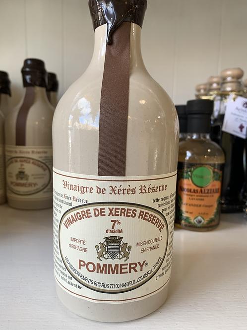 Reserve Sherry Wine Vinegar by Pommery