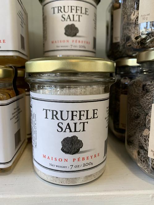 Truffle Salt by Maison Pebeyre