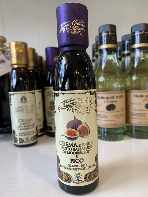 Gourmet Fig Glaze of Modeno