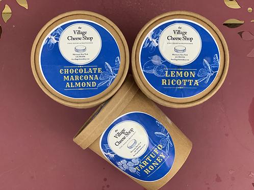 Artisanal Cheese Ice Cream