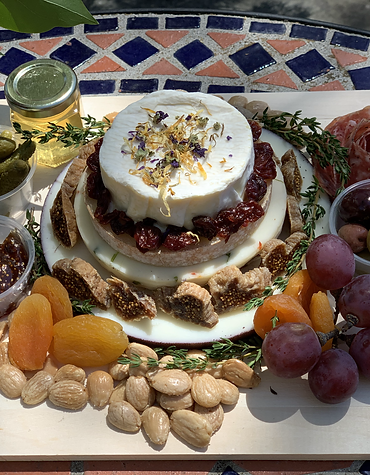 Mother's Day Cheese Tower Platter