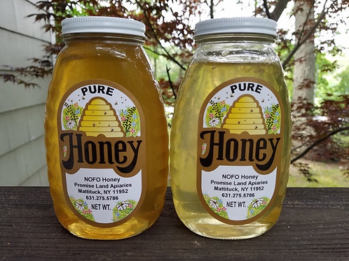Promised Land Apiaries Sustainably Farmed Honey