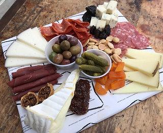 Monger's Choice Cheese & Charcuterie Board