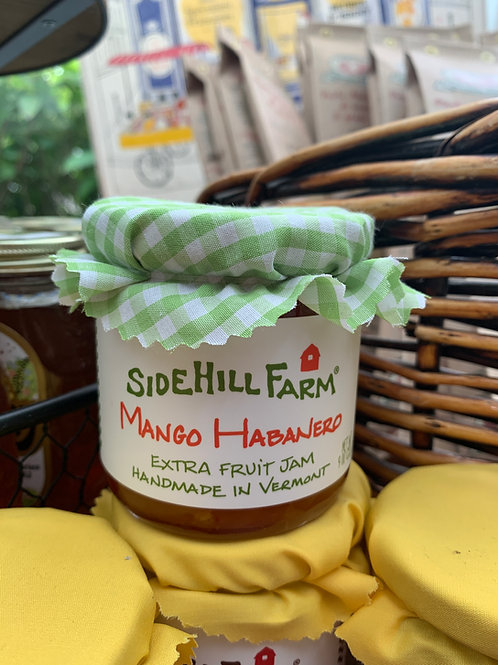 Side Hill Farm Mango Habanero Fruit Jam