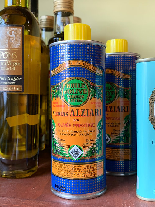 Nicolas Alziari Extra Virgin Olive Oil