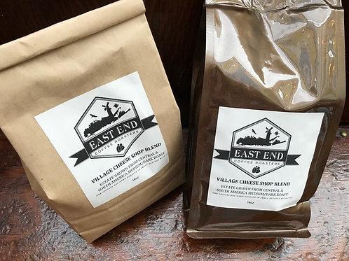 East End Coffee Roasters: VCS Signature Blend
