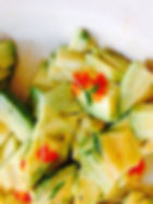 chunky quacamole with micro cilantro.jpg