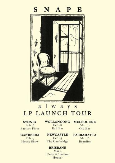 Snape Album Tour