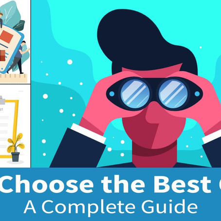 How to Choose the Best College : A Complete Guide