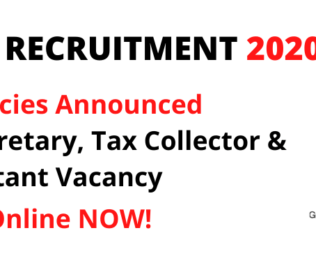 PNRD, ASSAM RECRUITMENT 2020: 1004 Vacancies Announced | Asst. BDO, GP Secretary, Tax Collector & Jr