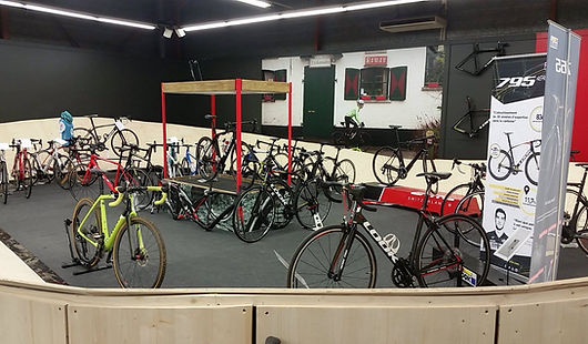 espace velo Route Toulouse Bikes