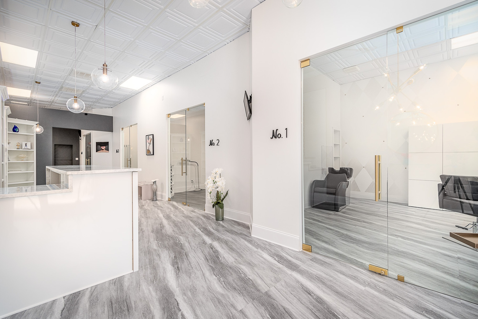 LYST Salon Mooresville Suites