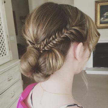 bun with braids.JPG