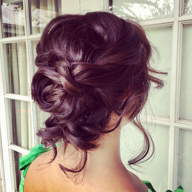Shoulder length updo.JPG