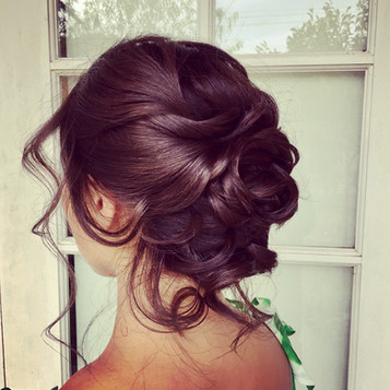 Shoulder length updo2.JPG