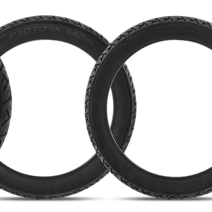 STR 7000 é o primeiro pneu Pro Tork