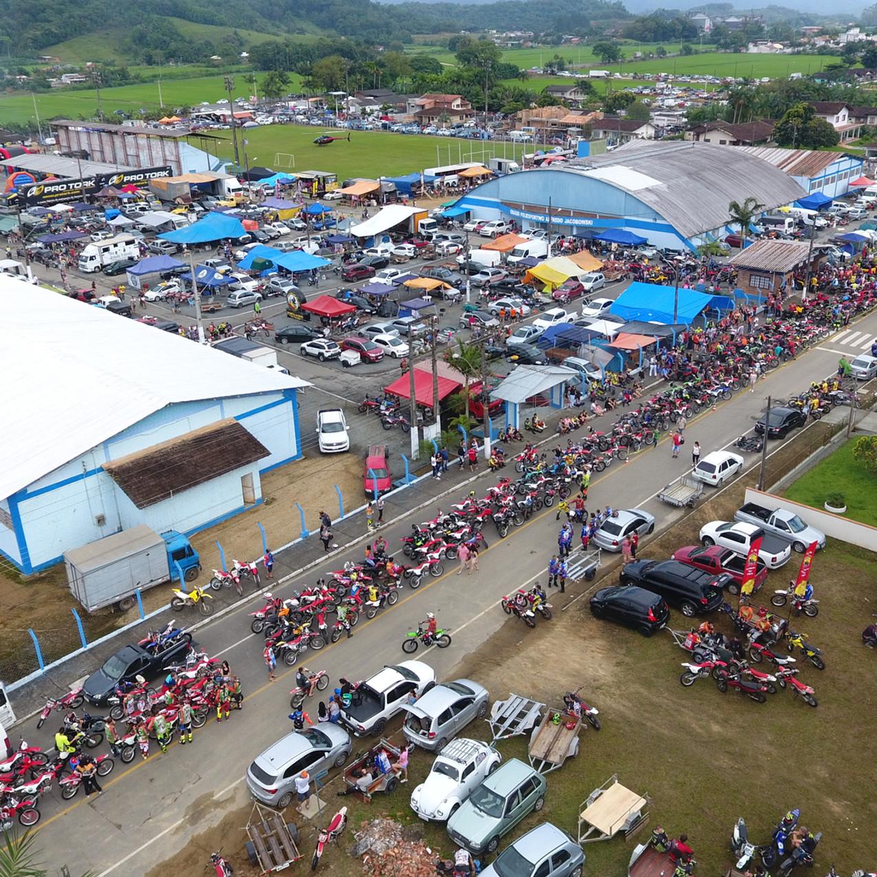 Mais de 2.500 pilotos são aguardados no evento