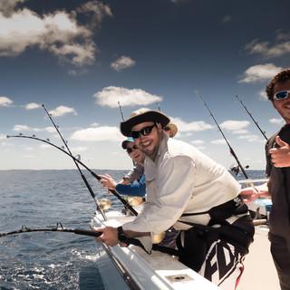 angling tour