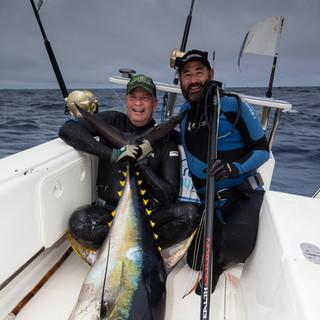 tuna charter company