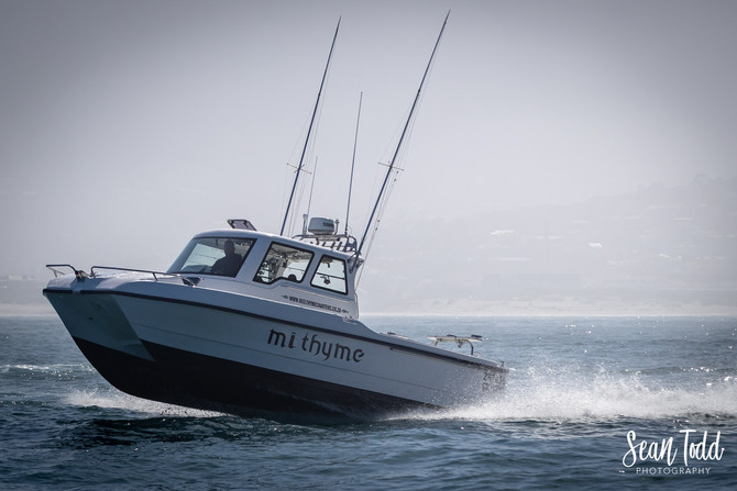 We launch our new boat