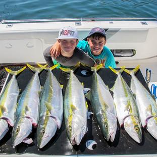 fishing for tuna