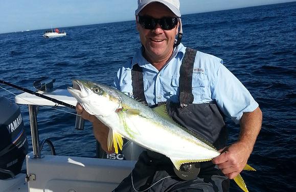 In-shore fishing charter hout bay