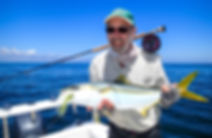 fly fishing charter Cape Town