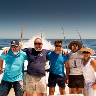 fishing cape town