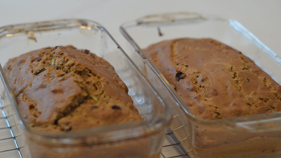 Pastries/Breads/Muffins- High Nutrient, Veggie Packed.
