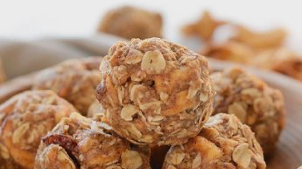 Anti Inflammatory, gut friendly energy snacks