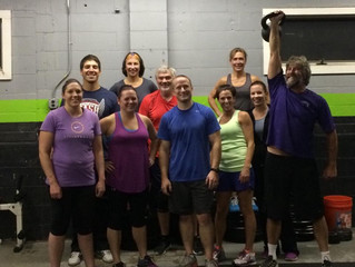 When a Crossfit gym closes, this happens
