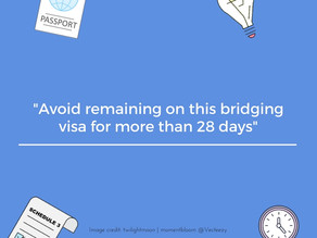 [Expert Tip] Buying Time with Bridging Visas: Clever but Tricky