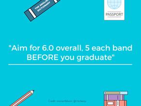[Expert Tip] Graduating? Do You Meet Minimum English Requirements?