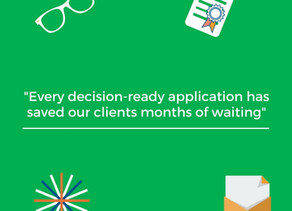 [Expert Tip] Save Yourself Months of Waiting: Decision-Ready Applications