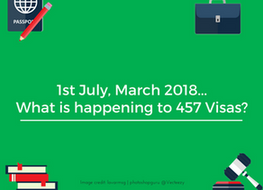 [Expert Tip] 457 Visa Changes: Your Top 9 Questions Answered