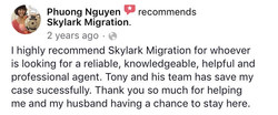 Phuong | Skylark Migration | Facebook Review