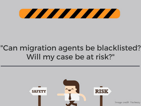 [Expert Tip] Does Having a 'Dodgy' Migration Agent Hurt Your Chances?