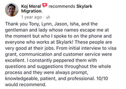 Koj | Skylark Migration | Facebook Review
