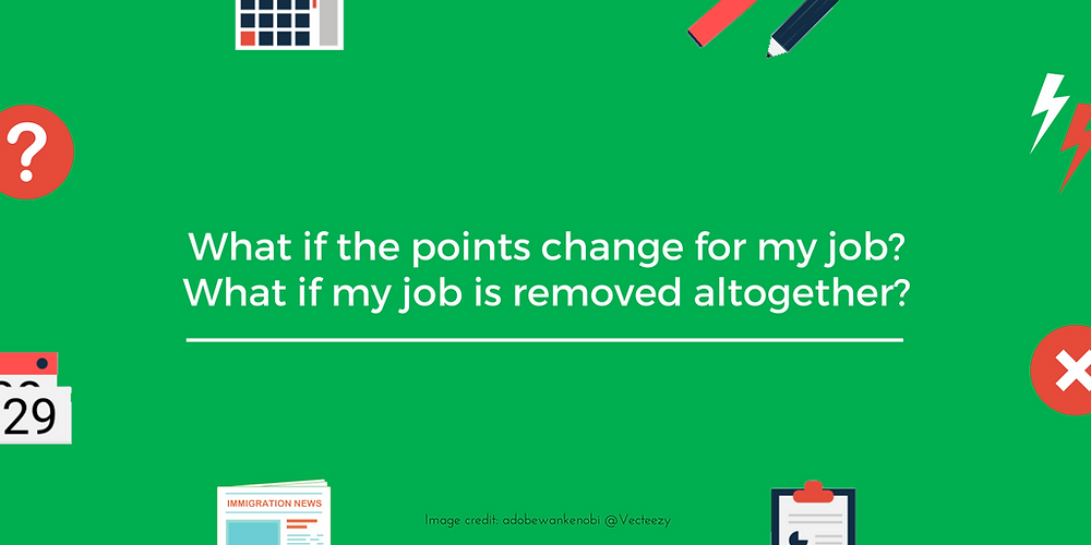 What If My Job Gets Removed From the Occupation Lists? [Expert Tip]